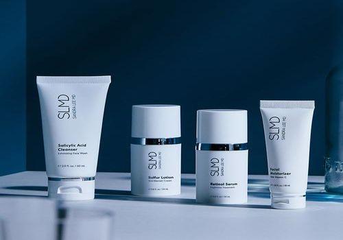 SLMD Skincare Ürünleri