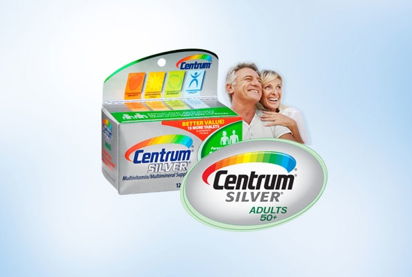 Centrum Silver Multivitamin