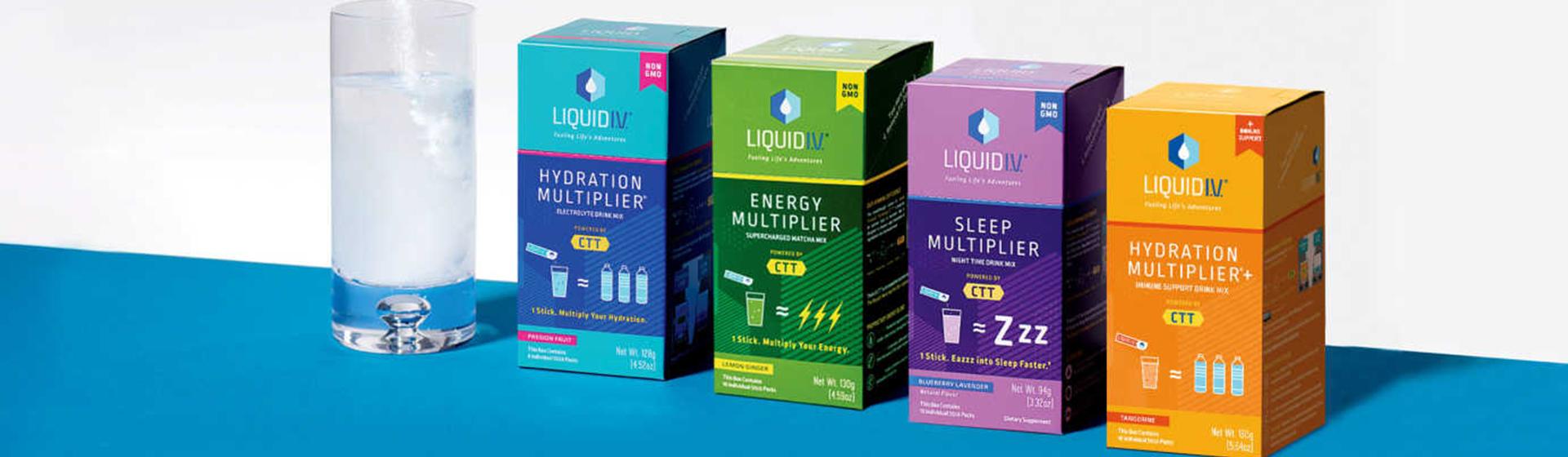 Liquid IV