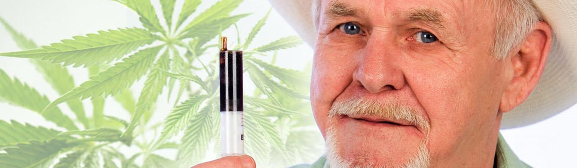 Kanser Hastaları İçin THC Yağı