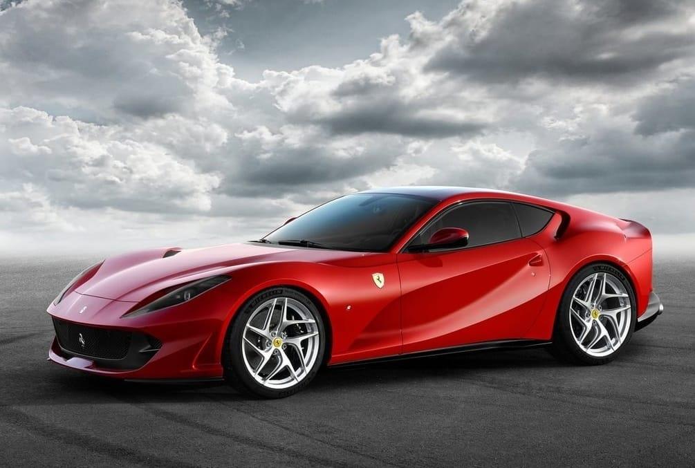 Ferrari Yedek Parça