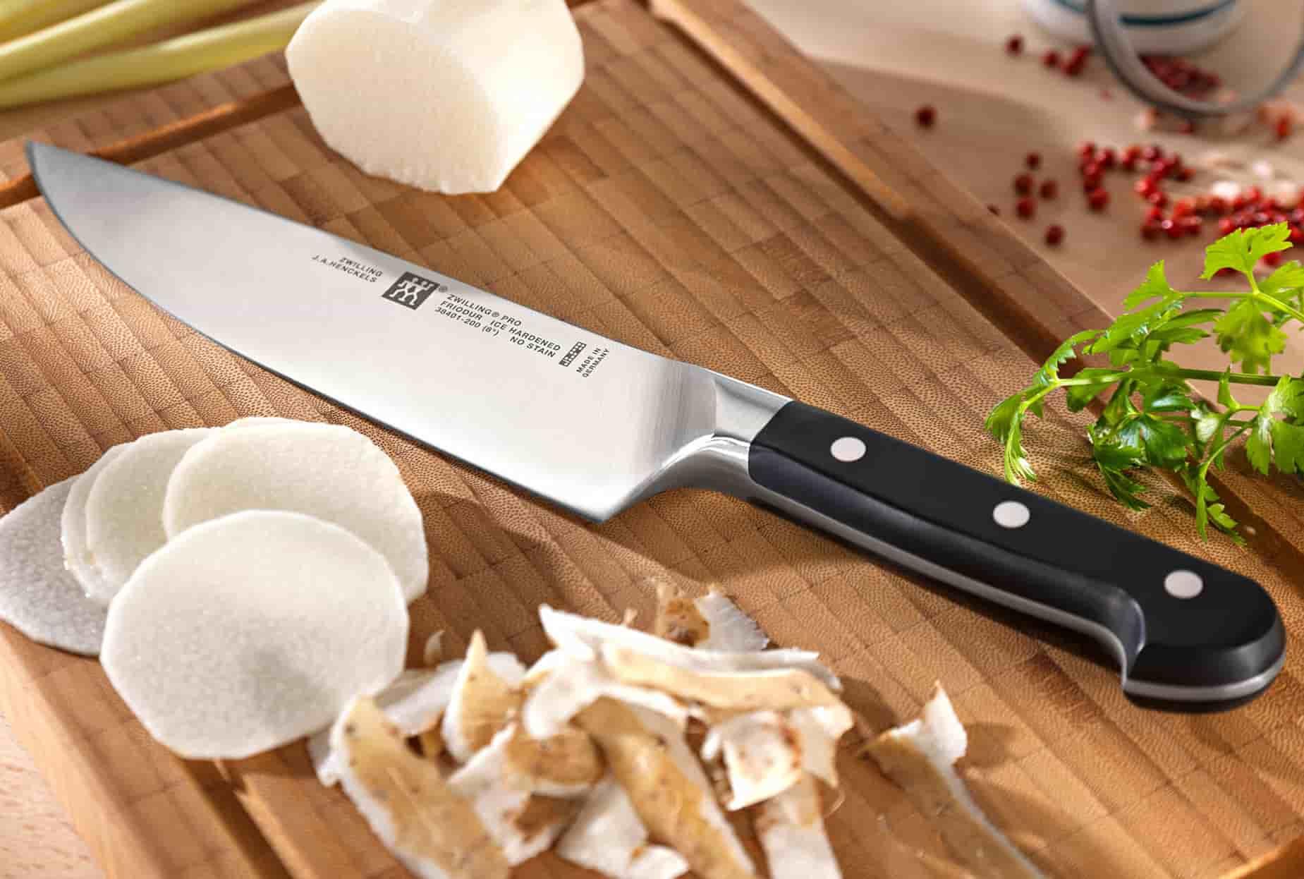 Zwilling Bıçak Setleri