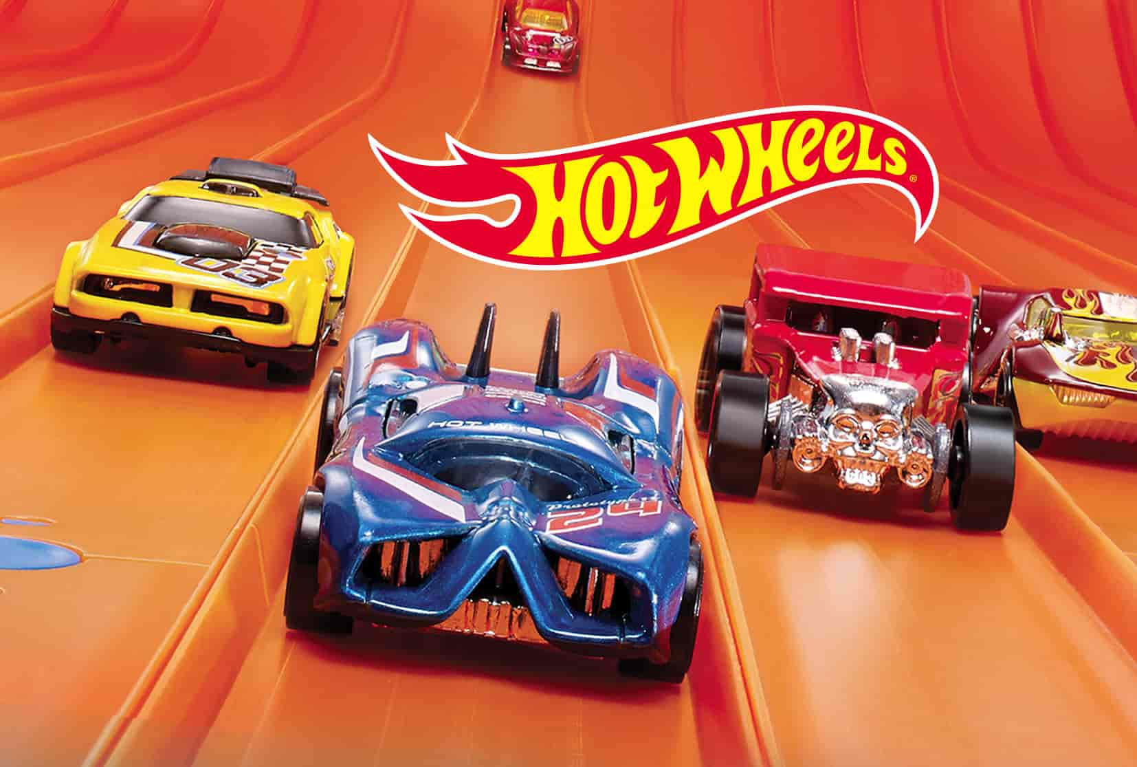 Hot Wheels Koleksiyon Oyuncak Arabaları