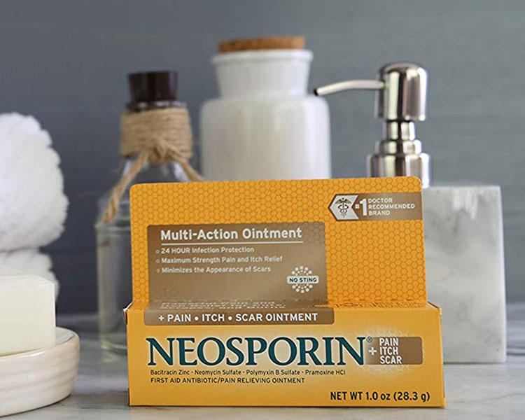 Antibiyotikli Krem Neosporin
