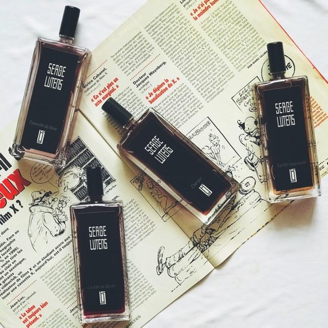 Serge Lutens Beauty Ürünleri