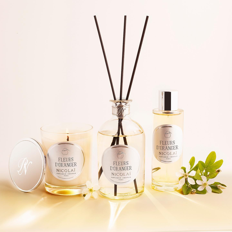 Nicolai Parfumeur Ürünleri