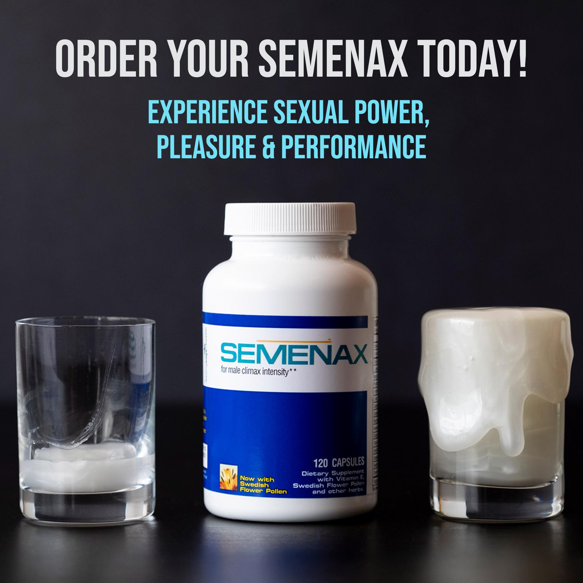 Semenax Türkiye Satış