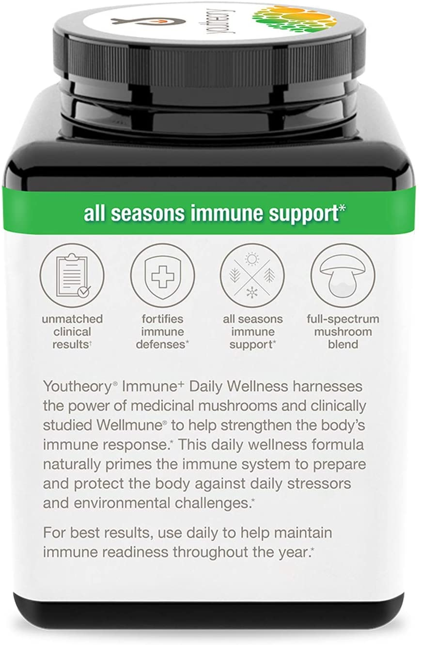 Youtheory Immune Daily Wellness - 150 Tablet