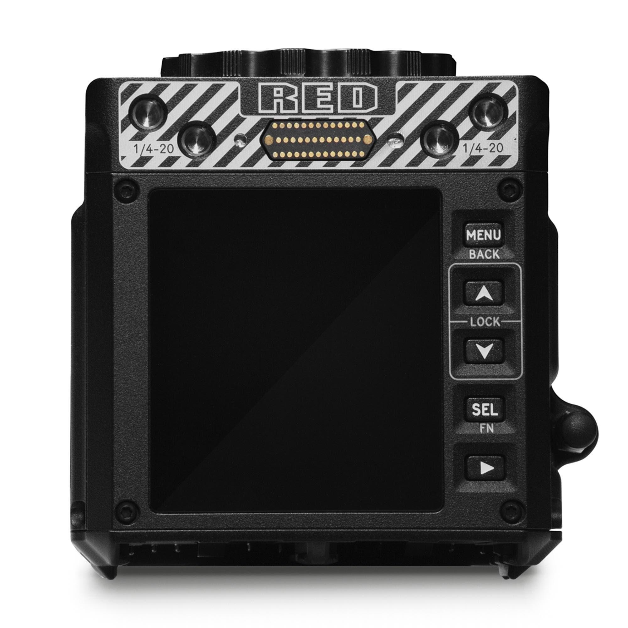 RED Digital Cinema KOMODO 6K Camera - Black Edition