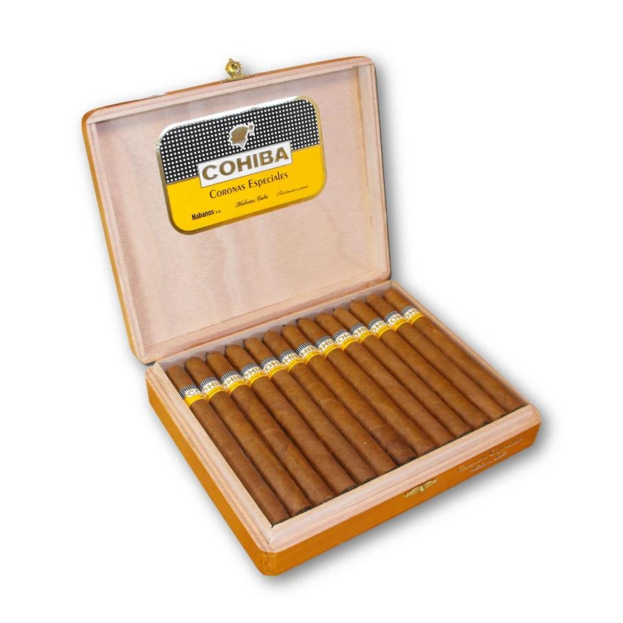 Cohiba Coronas Especiales - 25 Cigars