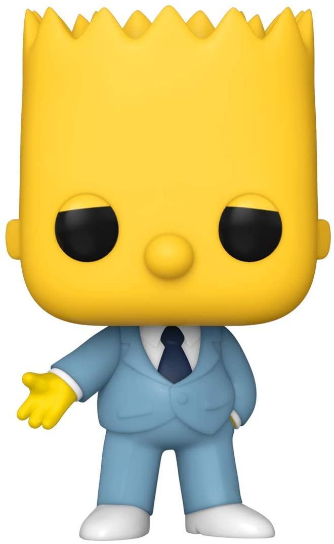 Funko Pop! Simpsons - Mafia Bart