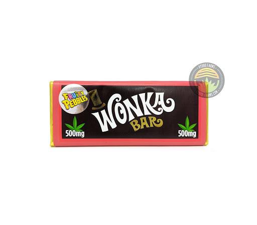 Wonka THC Chocolate Bar - 500mg