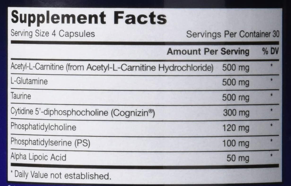 Jarrow Formulas Neuro Optimizer - 120 Tablet