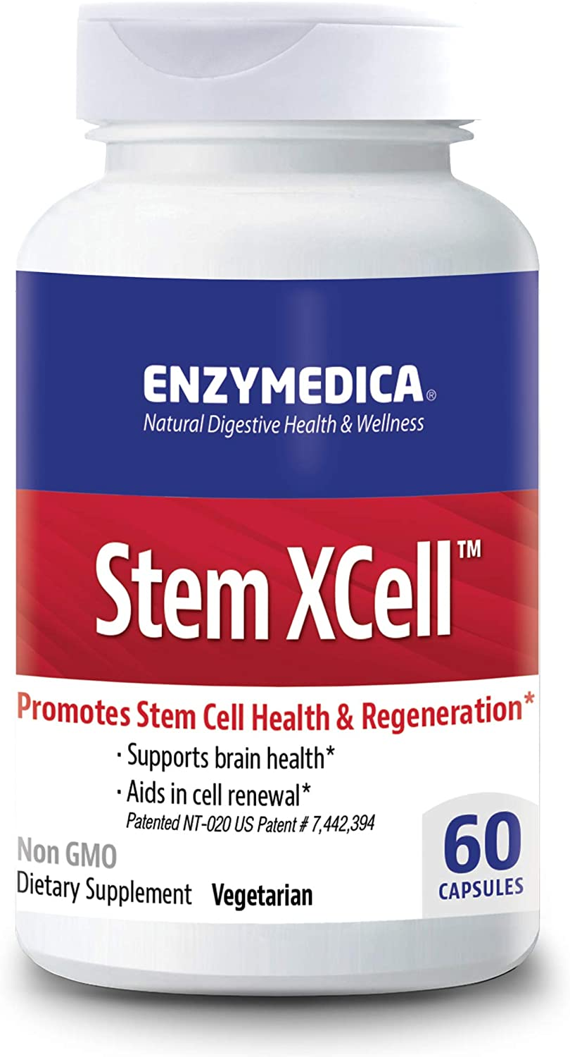 Enzymedica Stem XCell - 60 Tablet