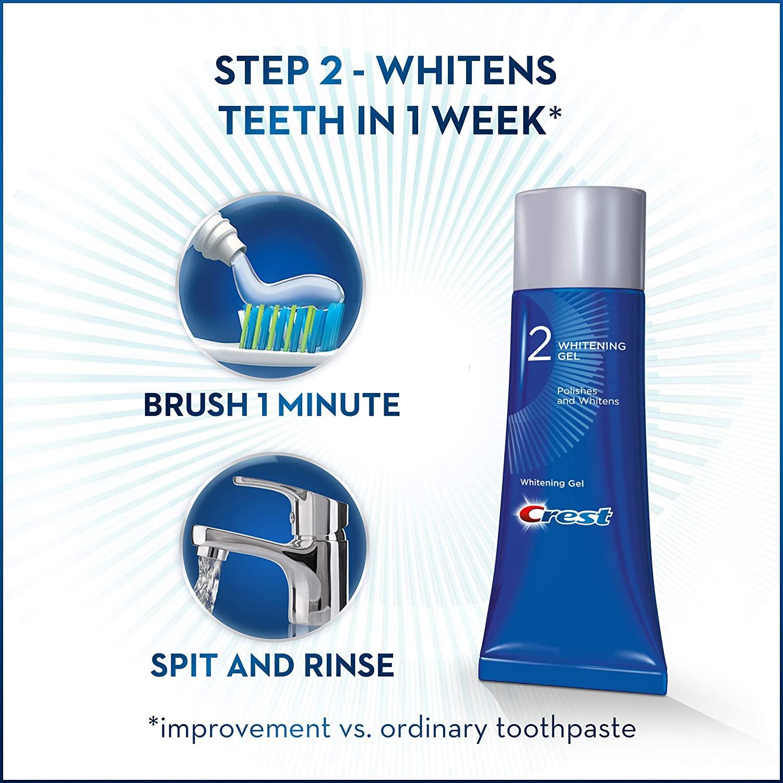 Crest Gum Detoxify Plus Whitening